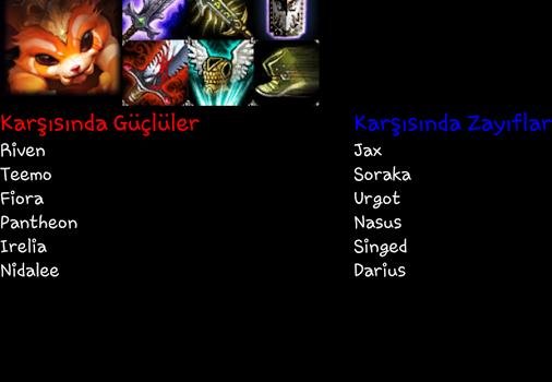 LoL EN Guide Ekran Görüntüleri - 3