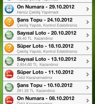 LotoMoto Ekran Görüntüleri - 4