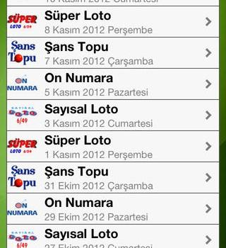 LotoMoto Ekran Görüntüleri - 2