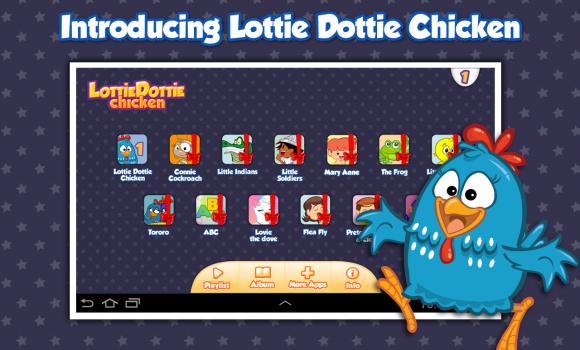 Lottie Dottie Chicken Ekran Görüntüleri - 5