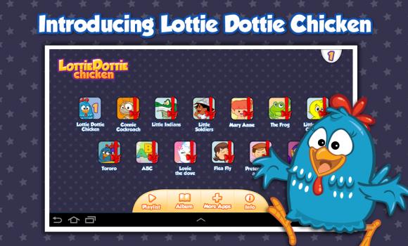 Lottie Dottie Chicken Ekran Görüntüleri - 1