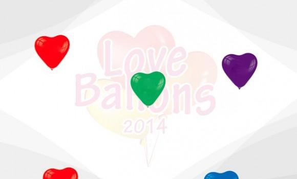 Love Ballons Ekran Görüntüleri - 1