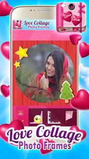 Love Collage Photo Frames Ekran Görüntüleri - 3