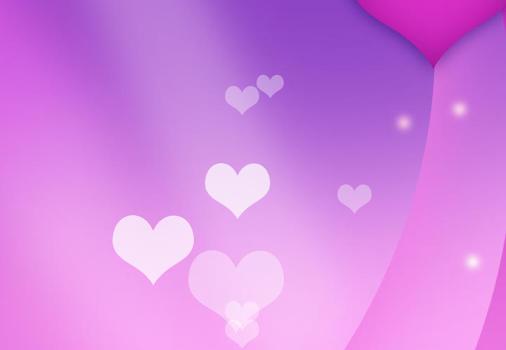 Love Hearts Live Wallpaper Ekran Görüntüleri - 2