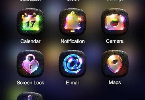 Luminous Hola Launcher Theme Ekran Görüntüleri - 1