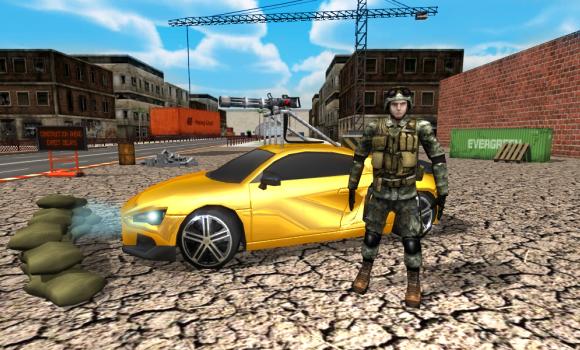 Mad Car Racer Ekran Görüntüleri - 2