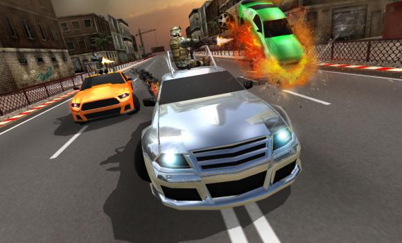 Mad Car Racer Ekran Görüntüleri - 1