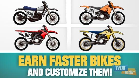 Mad Skills Motocross 2 Ekran Görüntüleri - 4