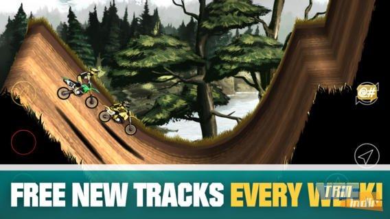 Mad Skills Motocross 2 Ekran Görüntüleri - 1