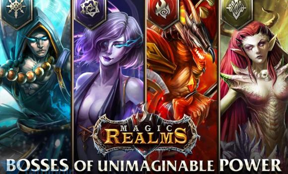 Magic Realms Ekran Görüntüleri - 4