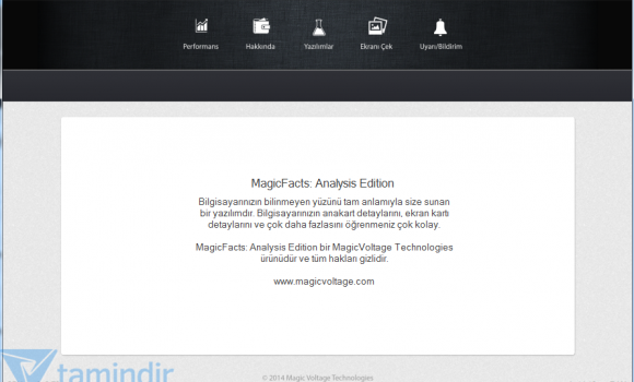 MagicFacts: Anaylsis Edition Ekran Görüntüleri - 2