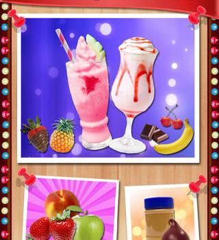 Maker - Milkshakes Ekran Görüntüleri - 4