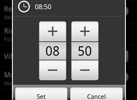 Mango Alarm Ekran Görüntüleri - 3