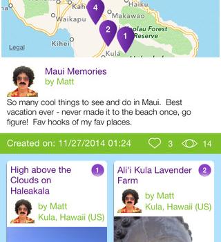 MapHook Ekran Görüntüleri - 1
