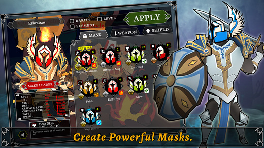 Masters of the Masks Ekran Görüntüleri - 2