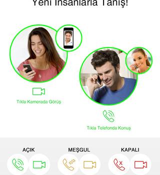 MatchAndTalk Ekran Görüntüleri - 5