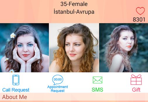 MatchAndTalk Ekran Görüntüleri - 1