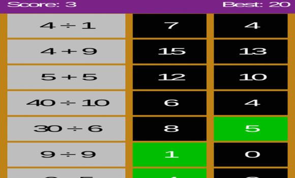 Math Acceleration Ekran Görüntüleri - 5