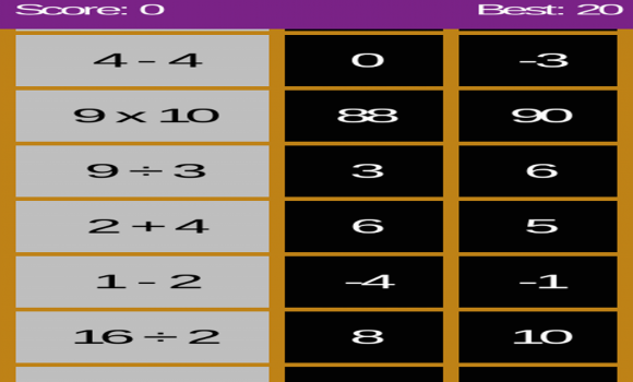 Math Acceleration Ekran Görüntüleri - 4