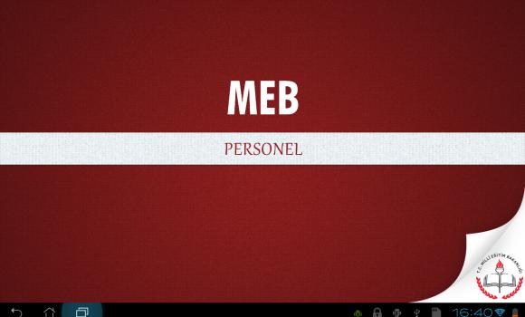 MEB Personel Ekran Görüntüleri - 4