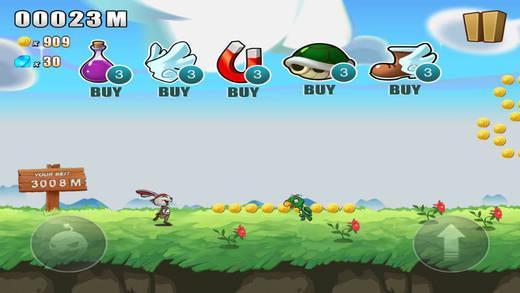 Mega Bunny Run Ekran Görüntüleri - 3