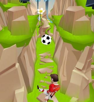 Messi Space Scooter Game Ekran Görüntüleri - 3