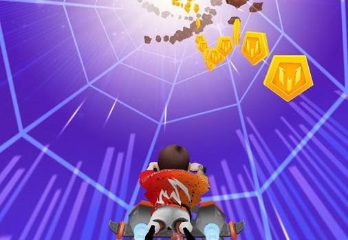 Messi Space Scooter Game Ekran Görüntüleri - 1