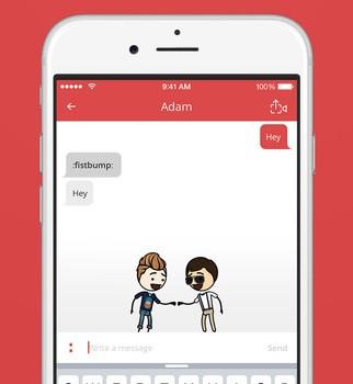 MimeChat Ekran Görüntüleri - 1