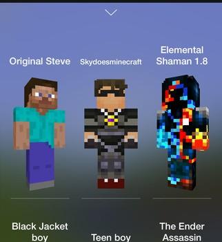 Minecraft Skin Studio Encore Ekran Görüntüleri - 1