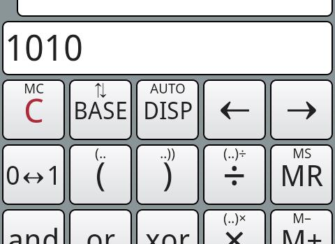 Mobi Calculator FREE Ekran Görüntüleri - 3