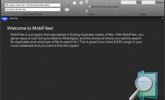 MobiFiles Ekran Görüntüleri - 2