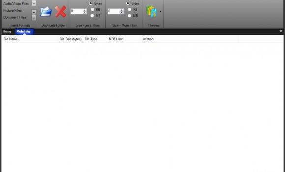 MobiFiles Ekran Görüntüleri - 1