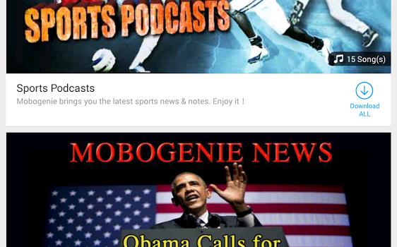 Mobogenie (APK) Ekran Görüntüleri - 5