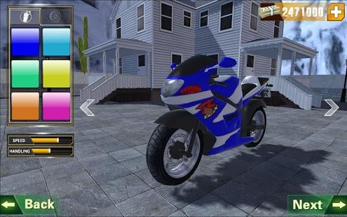 Modern Hill Climber Moto World Ekran Görüntüleri - 2