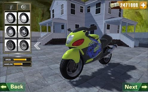 Modern Hill Climber Moto World Ekran Görüntüleri - 1
