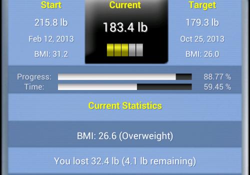 Monitor Your Weight Ekran Görüntüleri - 4