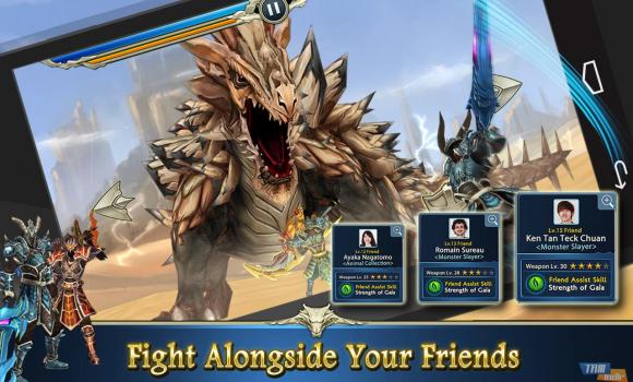 Monster Blade Ekran Görüntüleri - 6
