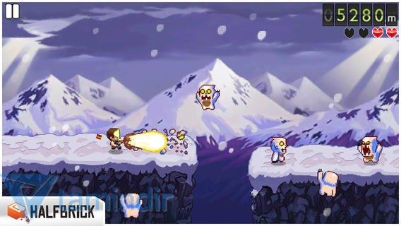 Monster Dash Ekran Görüntüleri - 2