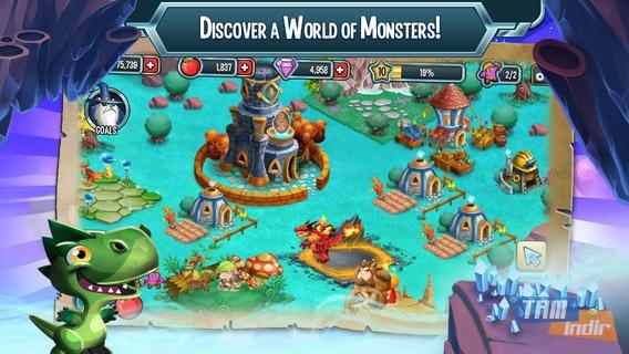 Monster Legends Mobile Ekran Görüntüleri - 5