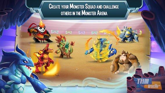 Monster Legends Mobile Ekran Görüntüleri - 4