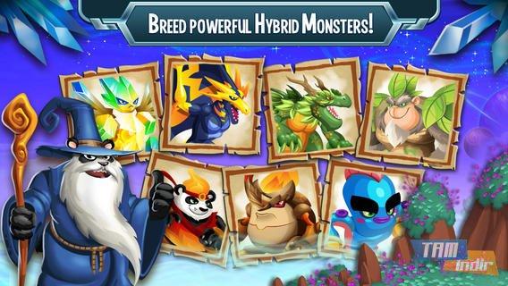 Monster Legends Mobile Ekran Görüntüleri - 1