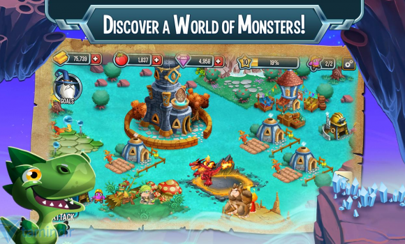 Monster Legends Ekran Görüntüleri - 3