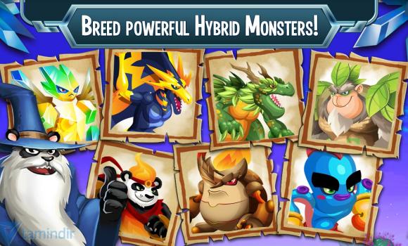 Monster Legends Ekran Görüntüleri - 1