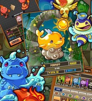 Monster Match Ekran Görüntüleri - 1