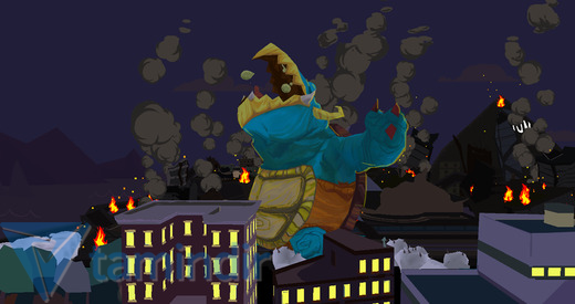 Monster vs Sheep Ekran Görüntüleri - 3