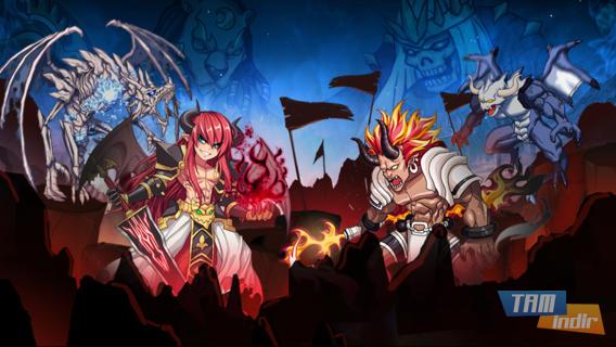 Monster Warlord Ekran Görüntüleri - 4