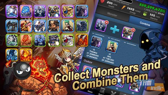 Monster Warlord Ekran Görüntüleri - 3