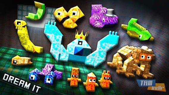 MonsterCrafter Ekran Görüntüleri - 5
