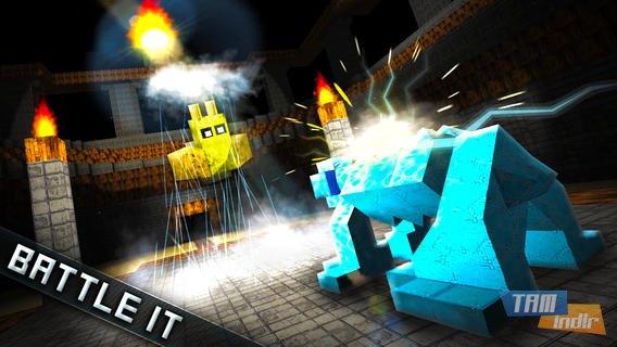MonsterCrafter Ekran Görüntüleri - 2