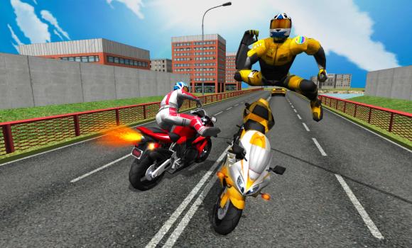Moto Crazy 3D Ekran Görüntüleri - 3